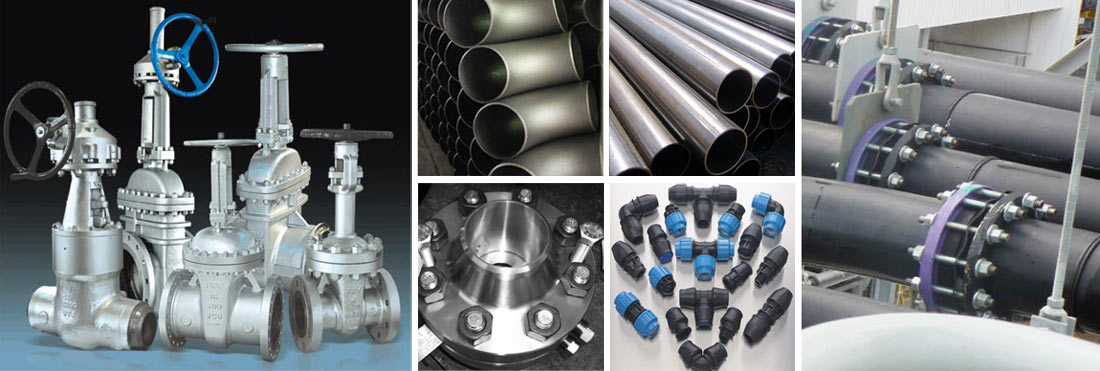 industrial valve pipe and coonection from Iran to turkmenistan