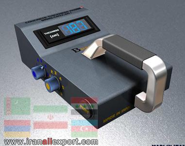 Машина для измерения бетона