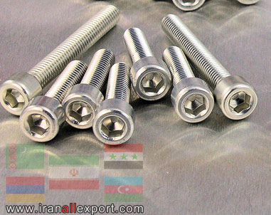 Allen Bolt Socket Cap Head Screw
