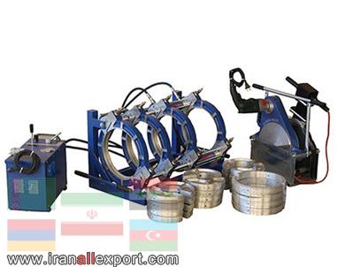 polyethylene PE Welding -CNC welding machine