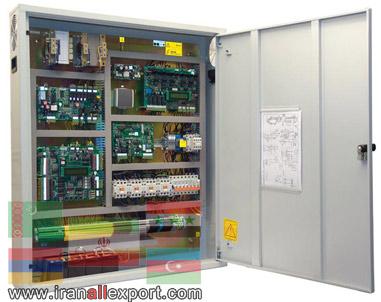 Lift control unit